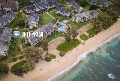 Kauai County Condo/Townhouse For Sale: 440 Aleka Pl #358