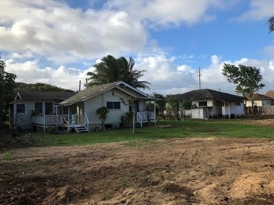 Kauai County Residential Lots & Land For Sale: 4-1064 Kuhio Hwy