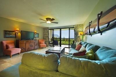 Kauai County Condo/Townhouse For Sale: 5380 Honoiki Rd #J22