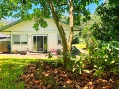 Pahoa HI Single Family Home For Sale: $134,900