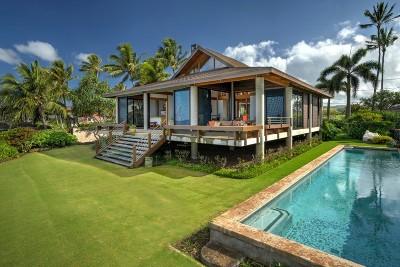 Kauai County Single Family Home For Sale: 4784 Lawai Road