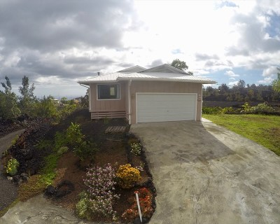 Hawaii County Single Family Home For Sale: 92-8957 Ginger Blossom Ln