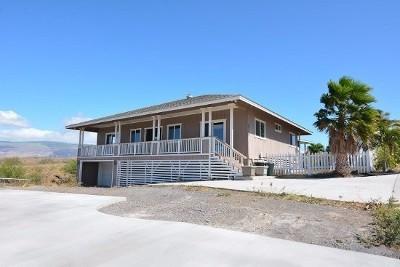 Hawaii County Single Family Home For Sale: 68-3551 Haia St