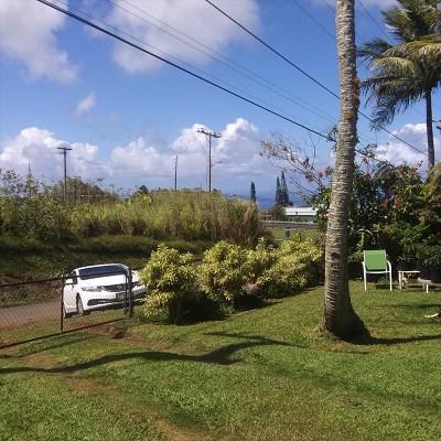 Single Family Home For Sale: 45-611 Mauna Loa St