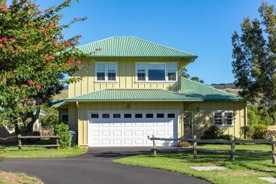 Hawaii County Condo/Townhouse For Sale: 67-5000 Holo Holo Ku Wy