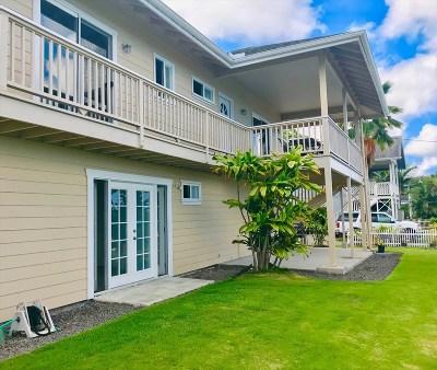 Kailua-Kona HI Single Family Home For Sale: $650,000