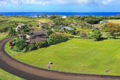 Kauai County Residential Lots & Land For Sale: Lau Nahele St