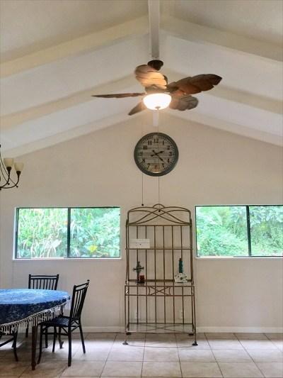 Pahoa HI Single Family Home For Sale: $145,000