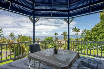 Hilo Single Family Home For Sale: 300 Kuikahi St