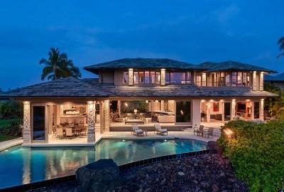 Kailua-Kona Single Family Home For Sale: 72-2814 Uluweuweu Akau Pl