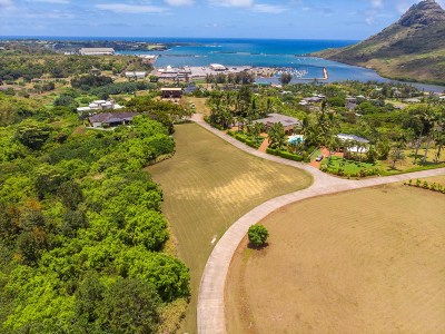 Kauai County Residential Lots & Land For Sale: Hulemalu Rd
