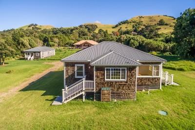 Kamuela Single Family Home For Sale: 65-1116 Kapiolani Rd