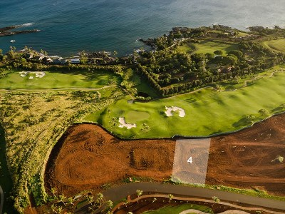 Kauai County Residential Lots & Land For Sale: 4 Noho Kai St