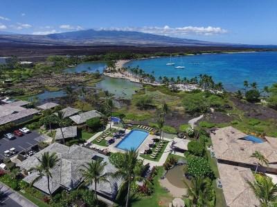 Waikoloa Condo/Townhouse For Sale: 69-1000 Kolea Kai Cir #14A