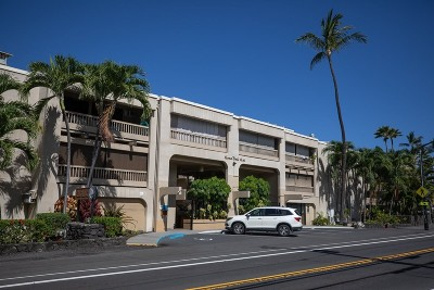 Hawaii County Condo/Townhouse For Sale: 76-6246 Alii Dr #206