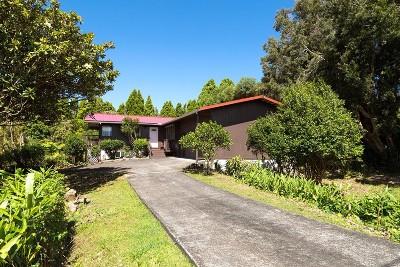 Waimea, Kamuela Single Family Home For Sale: 64-5265 Iokua Pl