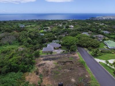 Kailua-Kona Residential Lots & Land For Sale: Halewili Pl