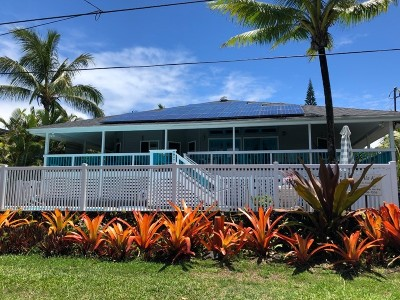 Keaau HI Single Family Home For Sale: $795,000