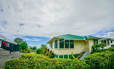 Hilo Single Family Home For Sale: 57 Laimana St