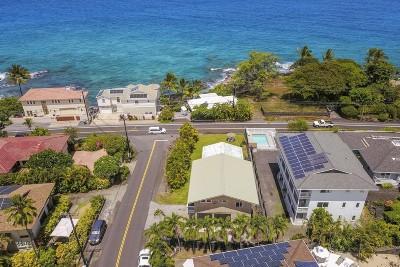 Kailua-kona Single Family Home For Sale: 77-103 Queen Kalama Ave
