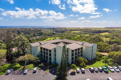 Kauai County Condo/Townhouse For Sale: 3-3400 Kuhio Hwy #B212