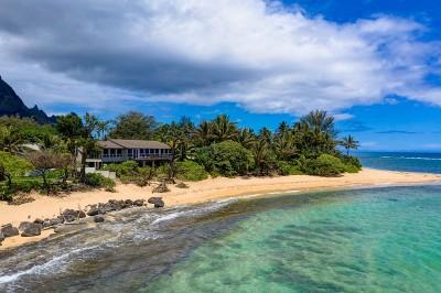 Kauai County Single Family Home For Sale: 4411 Oneone Rd