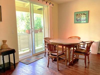Kauai County Condo/Townhouse For Sale: 4919 Pepelani Lp #20B