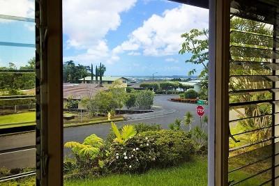 Hilo Single Family Home For Sale: 353 Huali Pl