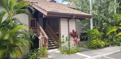 Hawaii County Condo/Townhouse For Sale: 75-123 Lunapule Rd #104