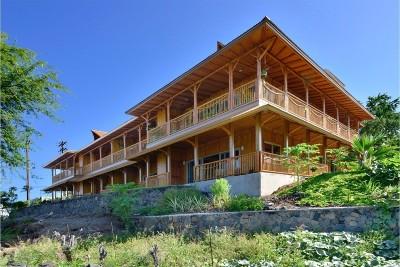 Kailua-Kona Condo/Townhouse For Sale: 75-5648 Ololi Rd #5