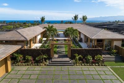 Kailua-Kona Single Family Home For Sale: 72-1091 Kekahawaiole Dr