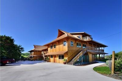 Kailua-Kona Condo/Townhouse For Sale: 75-5648 Ololi Rd #6