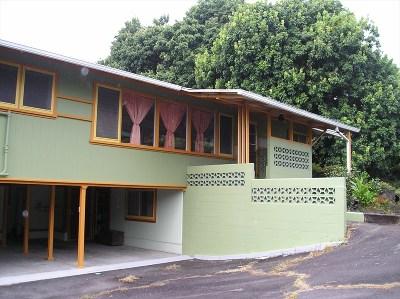 Hilo Single Family Home For Sale: 50 Luana Wy