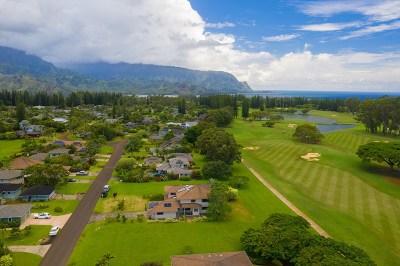 Kauai County Residential Lots & Land For Sale: 4969 Emmalani Dr