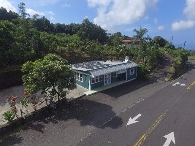 Hawaii County Business Opportunity For Sale: 84-4830 Hawaii Belt Rd