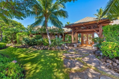 Hawaii County Single Family Home For Sale: 68-1032 Honokaope Pl