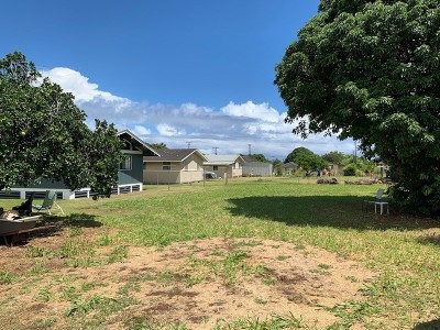 Kauai County Residential Lots & Land For Sale: 4941 Haleilio Rd #3