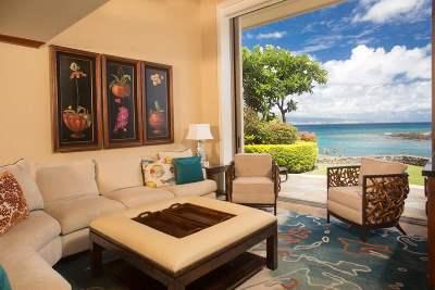 Lahaina Single Family Home For Sale: 30 Papaua Pl