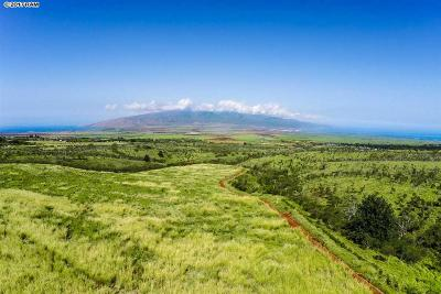 Kula, Wailuku Residential Lots & Land For Sale: Kula