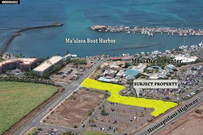 Kahului, Wailuku Residential Lots & Land For Sale: Honoapiilani Hwy #Lot #5