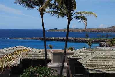 Kapalua Bay Villas Condo For Sale: 500 Bay Dr #16G345