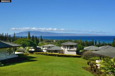 Condo/Townhouse For Sale: 500 Kapalua Dr #22V1