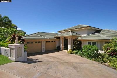 Maui County Single Family Home For Sale: 4358 W Waiola St #5