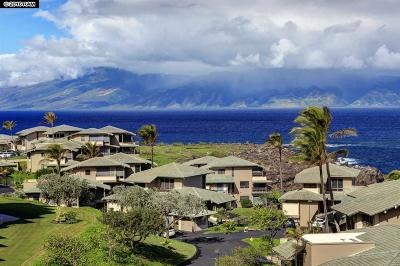 Kapalua Bay Villas Condo/Townhouse For Sale: 500 Bay Dr #14B3-4
