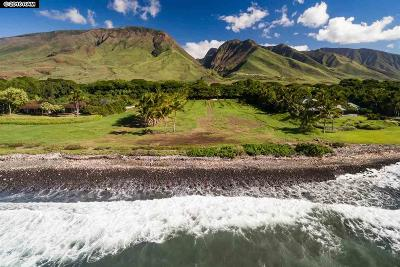 Lahaina Residential Lots & Land For Sale: 63 Kuahulu Pl