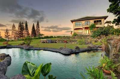 Haiku Single Family Home For Sale: 2430 Aikane