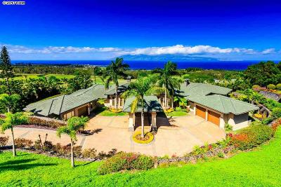 Plantation Estates Single Family Home For Sale: 704 Mokuleia Pl
