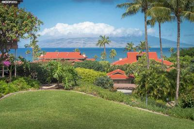 Maui County Condo/Townhouse For Sale: 4000 Wailea Alanui Dr #2203