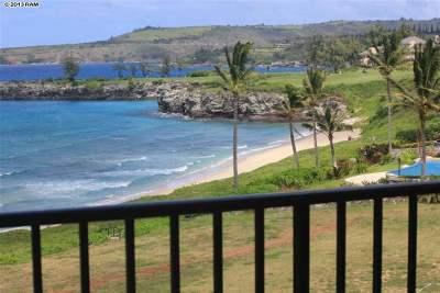 Kapalua Bay Villas Condo For Sale: 500 Bay Dr #20B4