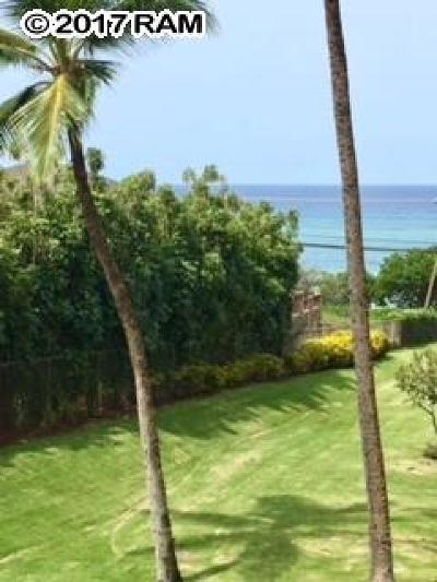 Kahana Villa Condo For Sale: 4242 Lower Honoapiilani Rd #E-313